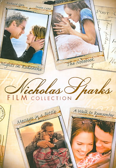 NICHOLAS SPARKS FILM COLLECTION BY SPARKS,NICHOLAS (DVD)
